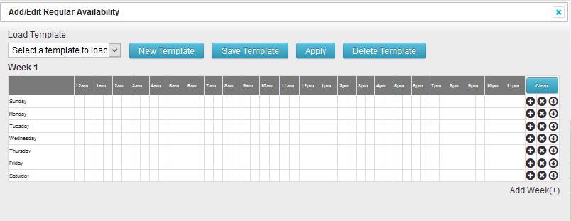 how do i use availability templates  -  u0026quot how do i u0026quot